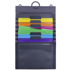 Smead Cascading Wall Organizer Letter Size