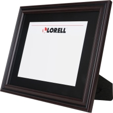 Lorell Two toned Certificate Frame 13