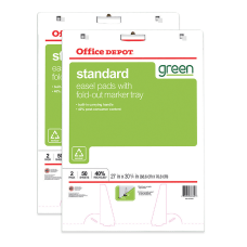 Office Depot Brand Bleed Resistant Easel