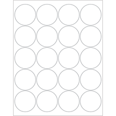 Office Depot Brand Glossy Circle Laser