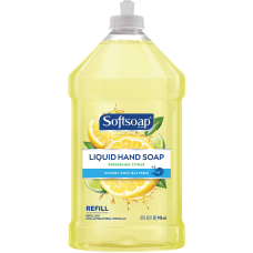 Softsoap Liquid Hand Soap Refill Refreshing