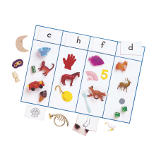 Primary Concepts Consonants Sound Sorting With