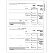 ComplyRight 1099 MISC Tax Forms Payer
