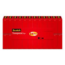 Scotch Transparent Tape 34 x 1000