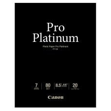Canon Photo Paper Pro Platinum Letter