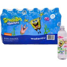 Spongebob Natural Spring Water 169 oz