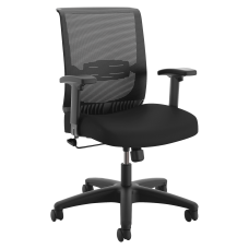 HON Convergence Task Chair Black