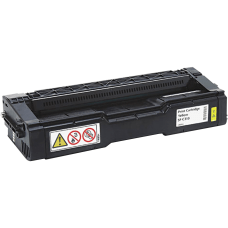 Ricoh 406478 Yellow Toner Cartridge