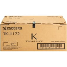 Kyocera TK 1172 Black Laser Toner