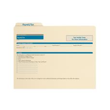ComplyRight PayrollTax Folders 11 34 x
