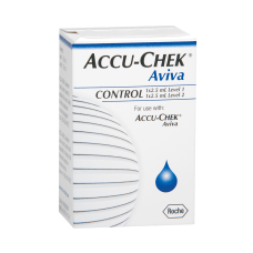 ACCU CHEK Aviva 2 Level Glucose