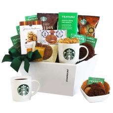 Givens Starbucks Deluxe Gift Box