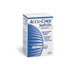 ACCU CHEK Softclix Lancets Retail 28