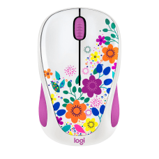 Logitech Design Collection Wireless Mouse Spring