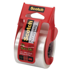 Scotch Strapping Tape With Dispenser 2