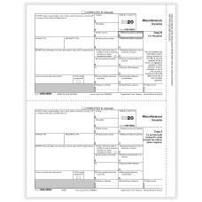 ComplyRight 1099 MISC Tax Forms Recipient