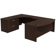 Bush Business Furniture Components Bow Front