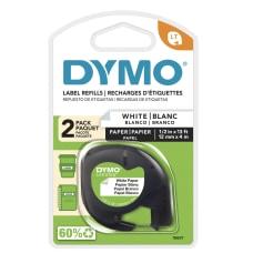 DYMO LT 10697 Black On White