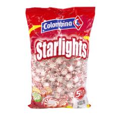 Colombina Peppermint Starlight Mints 5 Lb