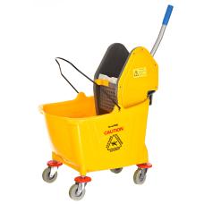 Alpine Mop Bucket With Down Press