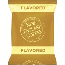 New England French Vanilla Coffee Single
