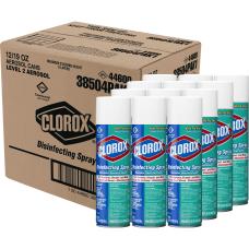 Clorox Disinfecting Spray 19 Oz Fresh