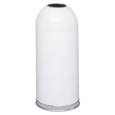 Safco Open Top Dome Receptacles 15