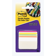 Post it Notes Durable Hanging Angled