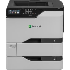 Lexmark CS720dte Laser Color Printer