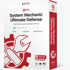 iolo System Mechanic Ultimate Defense Windows