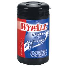 Wypall Heavy Duty Waterless Hand Wipes
