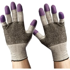 Kimberly Clark KleenGuard Purple Nitrile Gloves