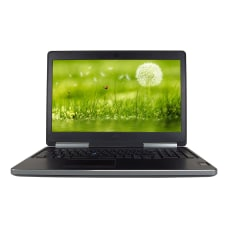 Dell Precision 7510 Ultrabook Laptop 156