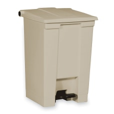 Rubbermaid Step On Waste Container 17