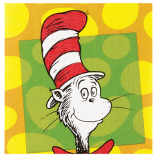 Amscan Dr Seuss Cat In The