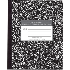 Roaring Spring Flexible Composition Book 36