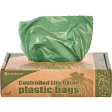 Stout EcoDegradable 110 mil Bags 33