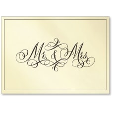 Viabella Wedding Greeting Card With Envelope