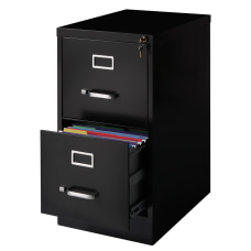 Realspace 22 D Vertical 2 Drawer
