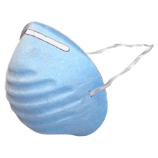 Unimed Cone Masks Blue Box Of
