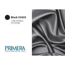 Primera High Yield black original ink