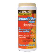 GoodSense Natural Fiber Powder Sugar Free