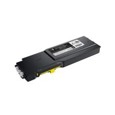 Dell High Yield Toner Cartridge Yellow