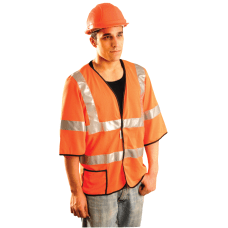 Class 3 Mesh Vests with 3M