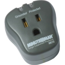 Minuteman MMS Series Single Outlet Surge