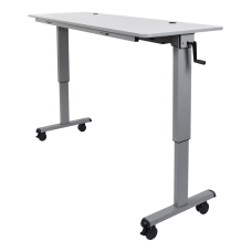 Luxor Height Adjustable Flip Top Nesting