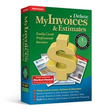 My Invoices Estimates Deluxe Windows