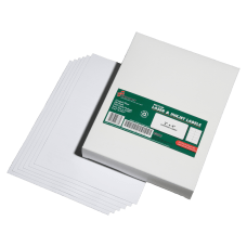 SKILCRAFT 100percent Recycled InkjetLaser Address Labels