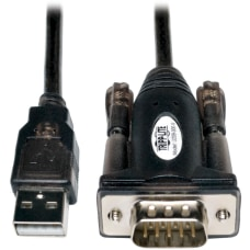 Tripp Lite 5ft USB to Serial