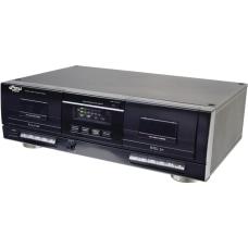 Pyle PT659DU Dual Cassette Deck 2